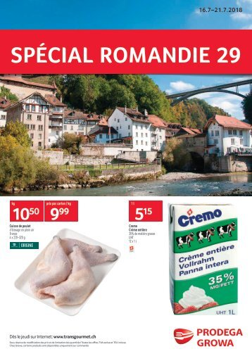 Spécia Romandie 29