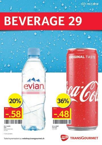 Beverage 29 I