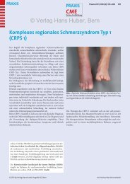 praxis - Berner Institut für Hausarztmedizin BIHAM - Universität Bern