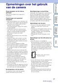 Sony MHS-TS20 - MHS-TS20 Istruzioni per l'uso Olandese - Page 3