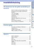 Sony MHS-TS20 - MHS-TS20 Istruzioni per l'uso Svedese - Page 7