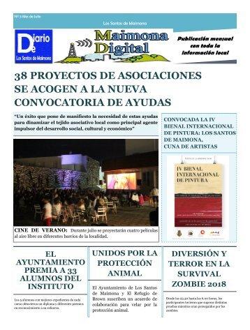 Diario local de Julio