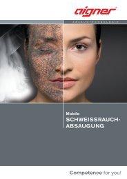 SCHWEISSEN - Aigner GmbH