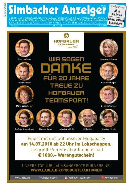 15.07.18 Simbacher Anzeiger