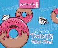 Landhaus-Team: Mini - Donuts