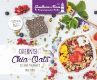 Landhaus-Team: Mini - Chia Oats