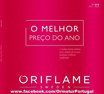 Oriflame - Catálogo 11-2018