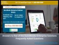 How easy is QuickBooks Desktop Enterprise to use?