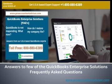 How easy is QuickBooks Desktop Enterprise to use?