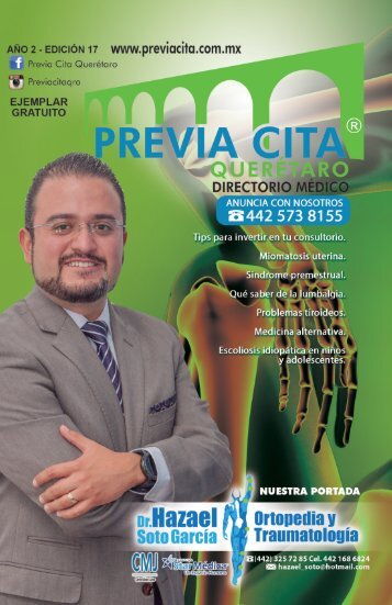 Revista Previa Cita Queretaro 17