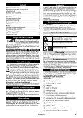 Karcher SC 3 EasyFix - manuals - Page 5