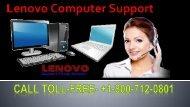 Lenovo Computer Support