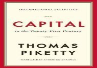 [+][PDF] TOP TREND Capital in the Twenty-First Century  [DOWNLOAD]