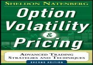 [+]The best book of the month Option Volatility and Pricing: Advanced Trading Strategies and Techniques, 2nd Edition  [FREE]