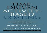 [+][PDF] TOP TREND Time-Driven Activity-Based Costing: A Simpler and More Powerful Path to Higher Profits  [READ]