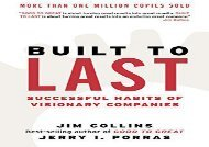 [+][PDF] TOP TREND Built to Last: Successful Habits of Visionary Companies  [DOWNLOAD]