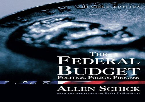 [+][PDF] TOP TREND The Federal Budget: Politics, Policy, Process  [DOWNLOAD]