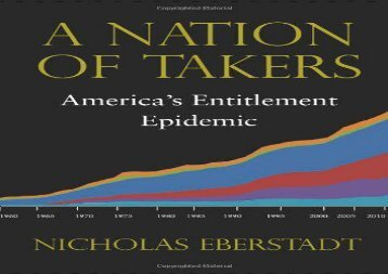 [+]The best book of the month A Nation of Takers: America s Entitlement Epidemic (New Threats to Freedom)  [NEWS]