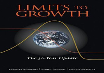 [+][PDF] TOP TREND Limits to Growth: The 30-Year Update  [NEWS]
