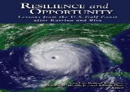 [+]The best book of the month Resilience and Opportunity: Lessons from the U.S. Gulf Coast after Katrina and Rita  [NEWS]