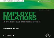 [+][PDF] TOP TREND Employee Relations: A Practical Introduction (HR Fundamentals)  [DOWNLOAD]