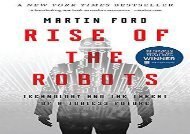 [+][PDF] TOP TREND Rise of the Robots: Technology and the Threat of a Jobless Future  [FREE]