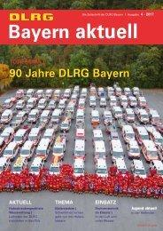 DLRG Bayern aktuell   04 - 2017