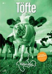 Töfte Regionsmagazin 07/2018 - Landwirtschaft
