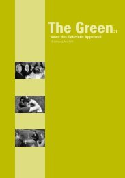 The Green Ausgabe 31