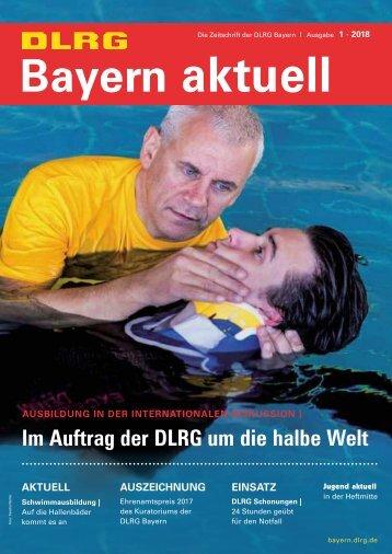DLRG Bayern aktuell | 01 - 2018