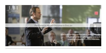 Presentation Master Program in English _English ver