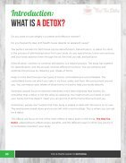 Ultimate Guide To Detoxing - Page 5