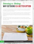 Ultimate Guide To Detoxing - Page 6