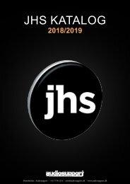 JHS katalog