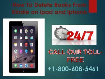 How To Delete Books From Kindle on ipad and iphone