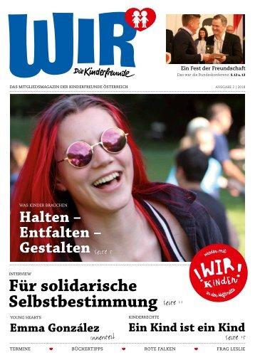 WIR Ausgabe 2/2018