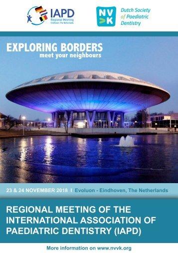 IAPD 2018 Sponsorship & Exhibition Brochure