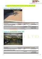 Proposal & Quotation- Waterfront Mall - Page 5