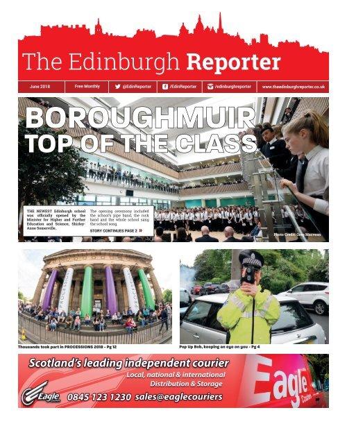 TheEdinburghReporter July 2018 issue