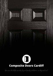 Composite Doors Cardiff Brochure