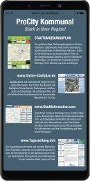 Pro City Consulting UG - ProCity Kommunal-Flyer