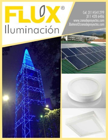 catalogo flux