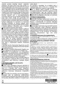 KitchenAid UC FZ 80 - UC FZ 80 HU (850785196000) Consignes de sécurité - Page 2