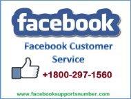 fb toll free +1800-297-1560