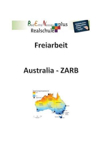 Freiarbeit Zarb Australia