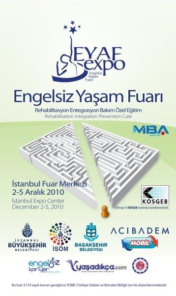 EYAFexpo 2011 - Engelsiz Yaşam Fuarı