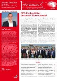 Newsletter 2 / 2018 Jochen Beekhuis, MdL