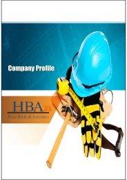 HBA COMPANY PROFILE JULY 2018
