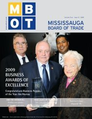 2009 BusiNess awards of excelleNce