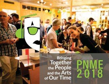 PNME Program Book 2018